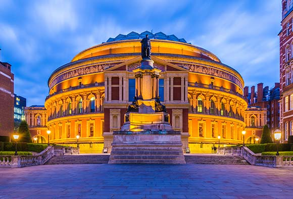 Royal Albert Hall - Passive Fire Protection - R1 FirePro